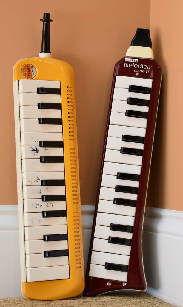 Two Great Melodicas